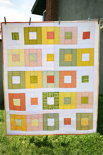 Summer Windows Quilt