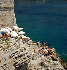 Outside the City Walls, Dubrovnik, Croatia (Jul 10)