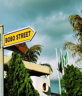 Street name...