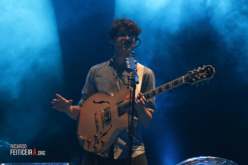 Vampire Weekend at Benicassim Spain