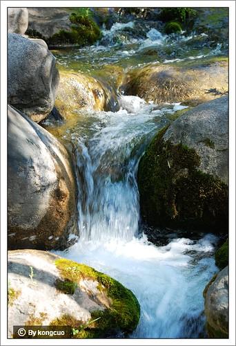 【图】延庆后河峡谷的水
