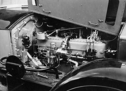 finland engine 1954 pori veterancar englishcar rollsroyce20s oywrosenlewab