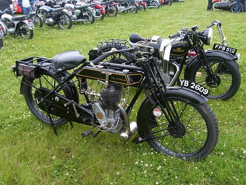 Vintage Motorbikes (motorcycles)
