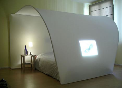 interieur en design tips op hemelbed met. Black Bedroom Furniture Sets. Home Design Ideas