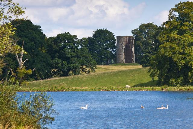 Castle Dangerous Ruins