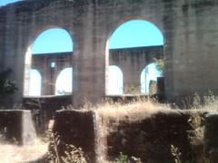 modern ruins - cement factory ?