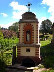Shrine to Saint Julien