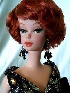 "2010 ""Bientot""  OOAK Silkstone Barbie doll by Matthew Sutton"