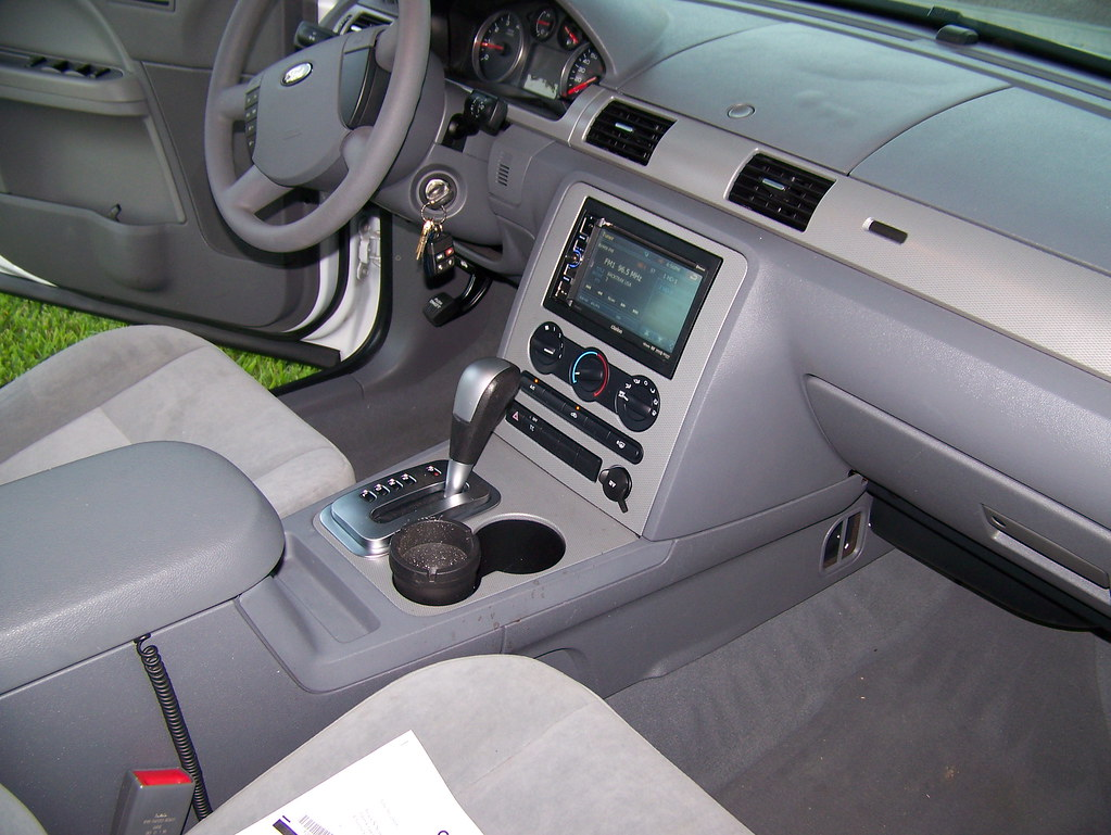 Stereo Install Picture - Clarion Nx500 Navigation