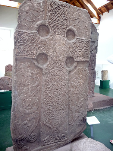 Pictish Carved Stone, Scotland