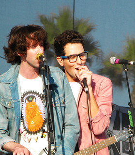 Gabe Saporta & Ryland Blackinton