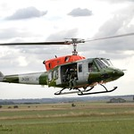 Army Air Corps Bell 212 Helicopter from 671 Squadron