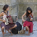 Small photo of Accordionist and violinist