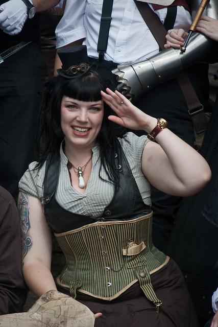 Castlefest 2010, Steampunk