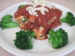 fried food(0.0), crab cake(0.0), fish(0.0), pork chop(0.0), steak tartare(0.0), produce(0.0), meal(1.0), vegetable(1.0), cutlet(1.0), food(1.0), dish(1.0), meatloaf(1.0), cuisine(1.0),