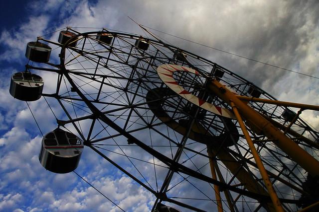 Photo:OTARU Aquarium - The ferris wheel. By MIKI Yoshihito. (#mikiyoshihito)