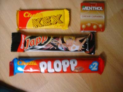 Don't Plopp some Kex on your Japp