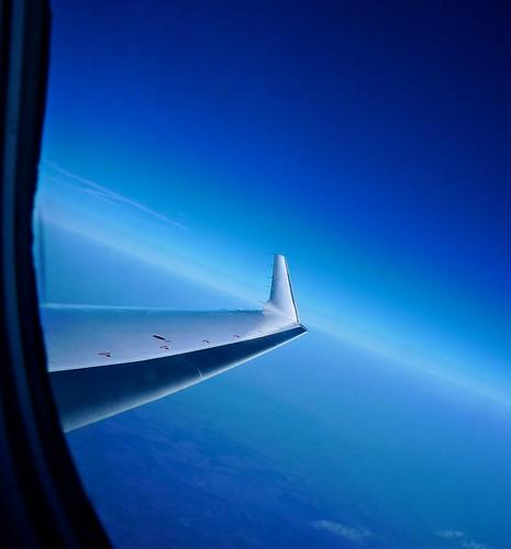 Merke: Desto kleiner das Flugzeug, desto größer der Spaß