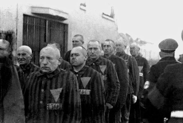 Sachsenhausen 1938
