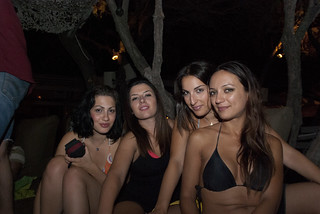 Ακτή του Ήλιου 在 Álimos 附近 的形象. girls party hot beach bikini tantra tantrabar georgeisyourman