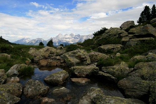 mountains alps austria österreich berge alpen dachstein gebirge ramsau reiteralm spiegelsee
