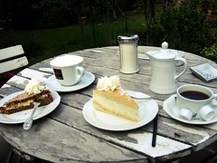 kaffeetafel – my own pic @ flickr