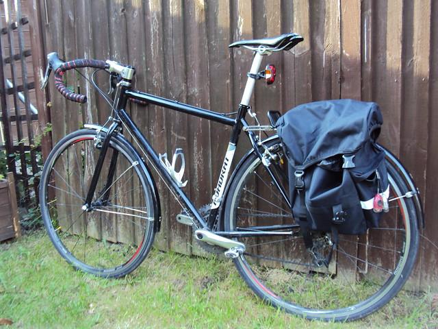 show me your long distance commuter bikes singletrack magazine. Black Bedroom Furniture Sets. Home Design Ideas