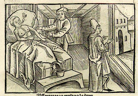 Aegrotus, Amicus et Medicus