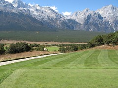 Jade Dragon Snow Mountain Golf Club