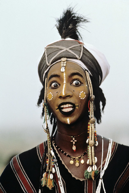 The Sahel, Tahoua, Niger, 1986, by Steve McCurry
