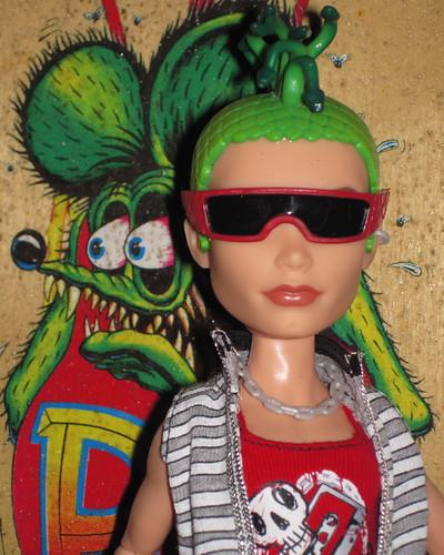 Mattel monster high series deuce gorgon a photo on - Monster high deuce gorgon ...