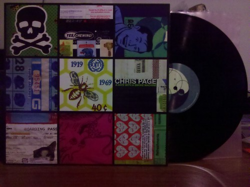 Chris Page - A Date With A Smoke Machine LP - Thanks @chrispager by factportugal