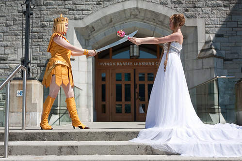 Sailor Galaxia - Sailor Moon Photoshoot