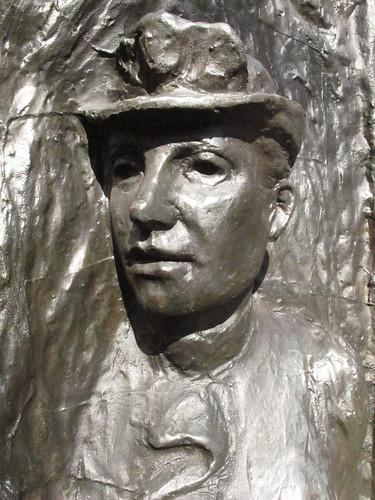 Helen Nicol - Kate Sheppard Memorial