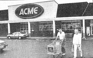 Westmont NJ Acme 1174 in 1990