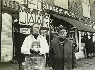 Slagerij Becks 40 jaar, 1978