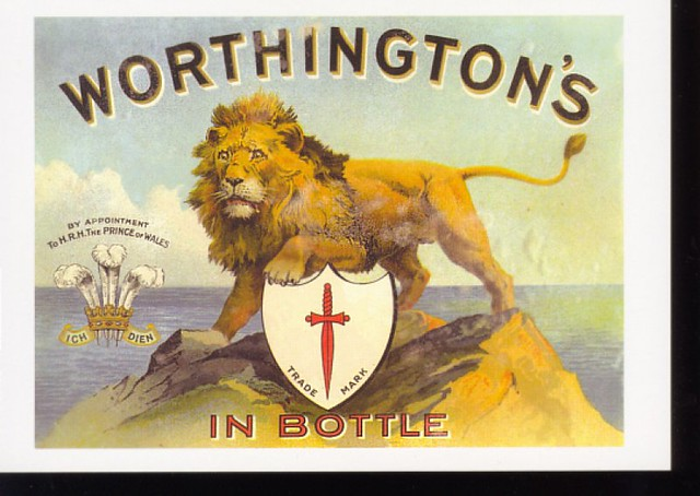 Worthingtons-lion