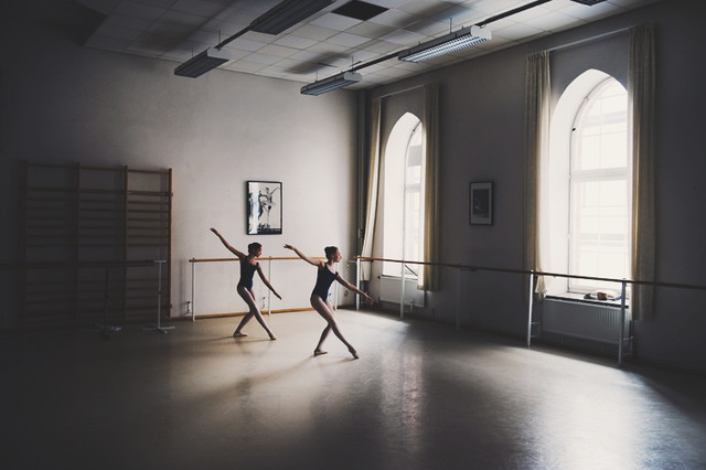 ballet Photography by Viktor Gårdsäter