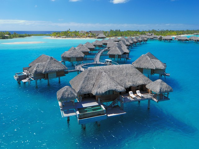 Four Season Resort Bora Polinesia www.ideeperviaggiare.it