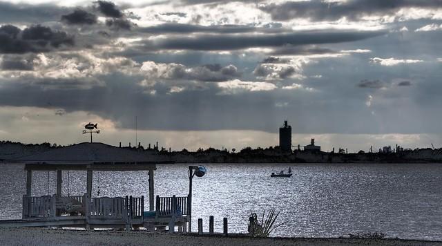 Fishing on lake charles flickr photo sharing for Lake charles fishing