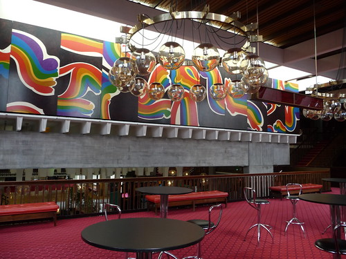 Christchurch Town Hall view