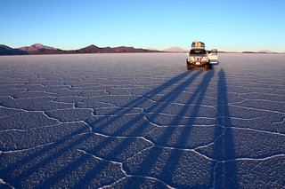 Sunrise on the Salar 2