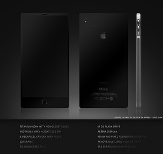 iPhone 5. Concept Design & Features
