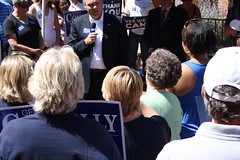 Tim Kain at Canvass Kickoff