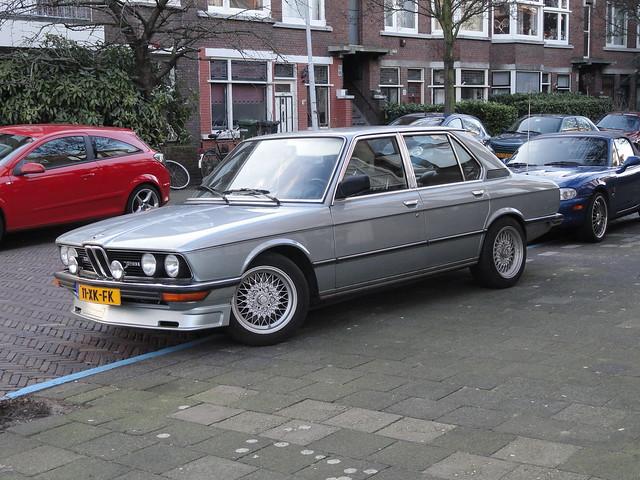 1980 bmw 528i