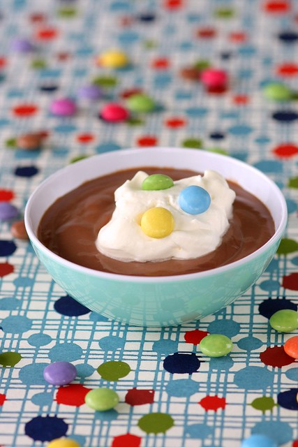 japan chocolate pudding