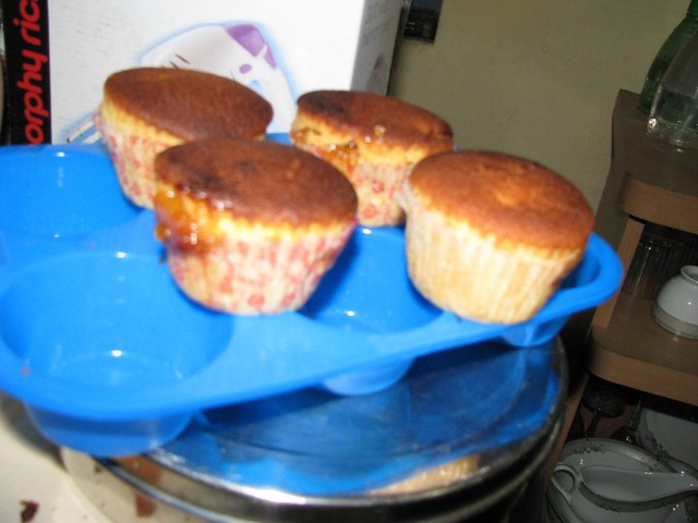 Microwave oven cupcake | Flickr - Photo Sharing!