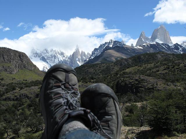 Mount Fitz Roy Boots