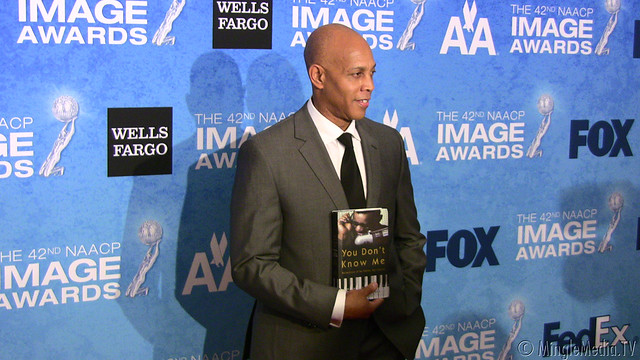 Ray Charles Robinson Jr at 42nd NAACP IMAGE AWARDS NOMINEES' LUNCHEON ...