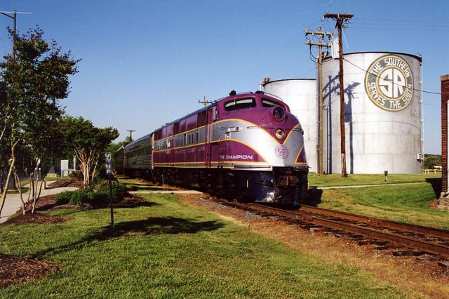 VIEWFINDER TRAIN ADVENTURES
